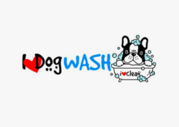 logo dog wash reus